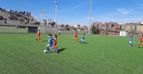 Unión Deportiva Tres Cantos 0 - 6 Alevín Femenino