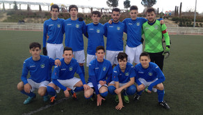 Juvenil 1 – 1 Atlético Cañada