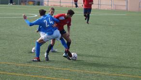 Juvenil Masculino 3 – 2 CD Mejoreño B