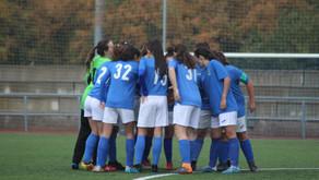 Juvenil Femenino 3 - 1 EF Ciudad de Getafe