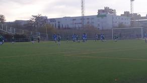 Alevín Masculino B 5 – 0 CF Campo Real