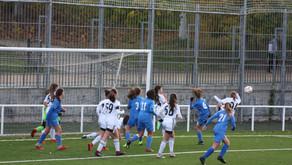 CD Tacón 6 – 0 Cadete Femenino