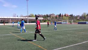 Juvenil 0 – 4 C.D. Escuela de Fútbol Mejorada