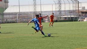 Aficionado Masculino 2 - 0 AD Fútbol Sala Chinchón