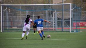 Aficionado Femenino 0 - 2 EF Carabanchel