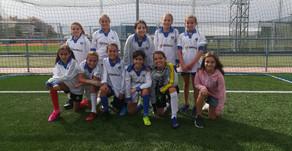 Alevín Femenino 0 - 8 CD Fútbol Femenino Olympia las Rozas