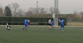 AD Sporting San Fernando C 4 - 2 Infantil Masculino B