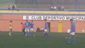 """CD Municipal Ajalvir """"A"""" 4 – 2 Juvenil"""