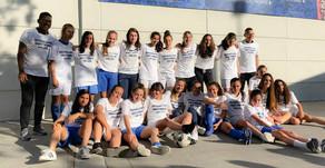 CD Leganés SAD 6 – 3 Cadete Femenino