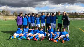 EF Rivas Vaciamadrid A 0 – 6 Cadete Masculino