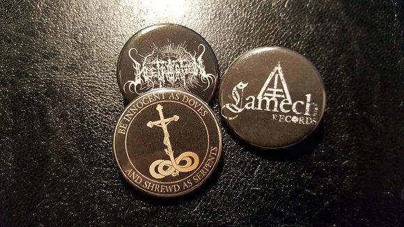 3 pack badges
