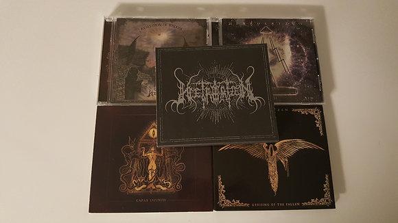 Releases CD bundle