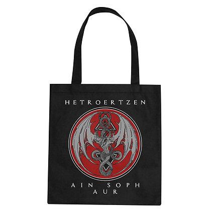 Ain Soph Aur – cotton bag red