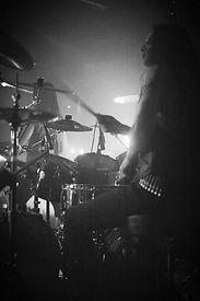 Frater D. at Kings of Black Metal 2015
