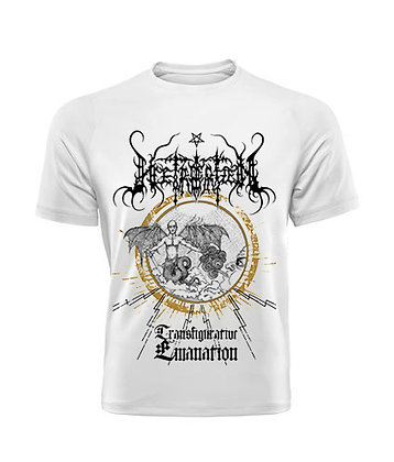 Transfigurative Emmanation T-shirt (white)