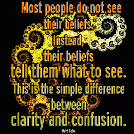 When Do You Question What You Believe?