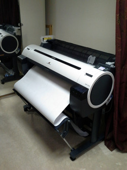Digital Pattern Printing