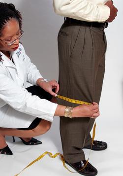 Knee Measure