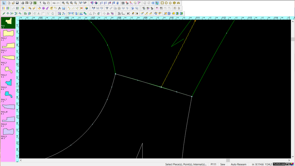 CAD Patternmaking 201