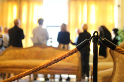 Museum tour beyond the ropes