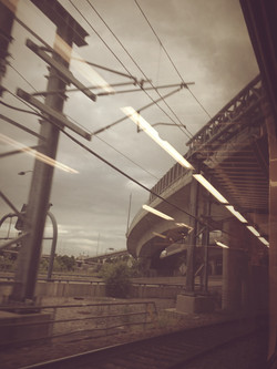 Boston to PVD via train