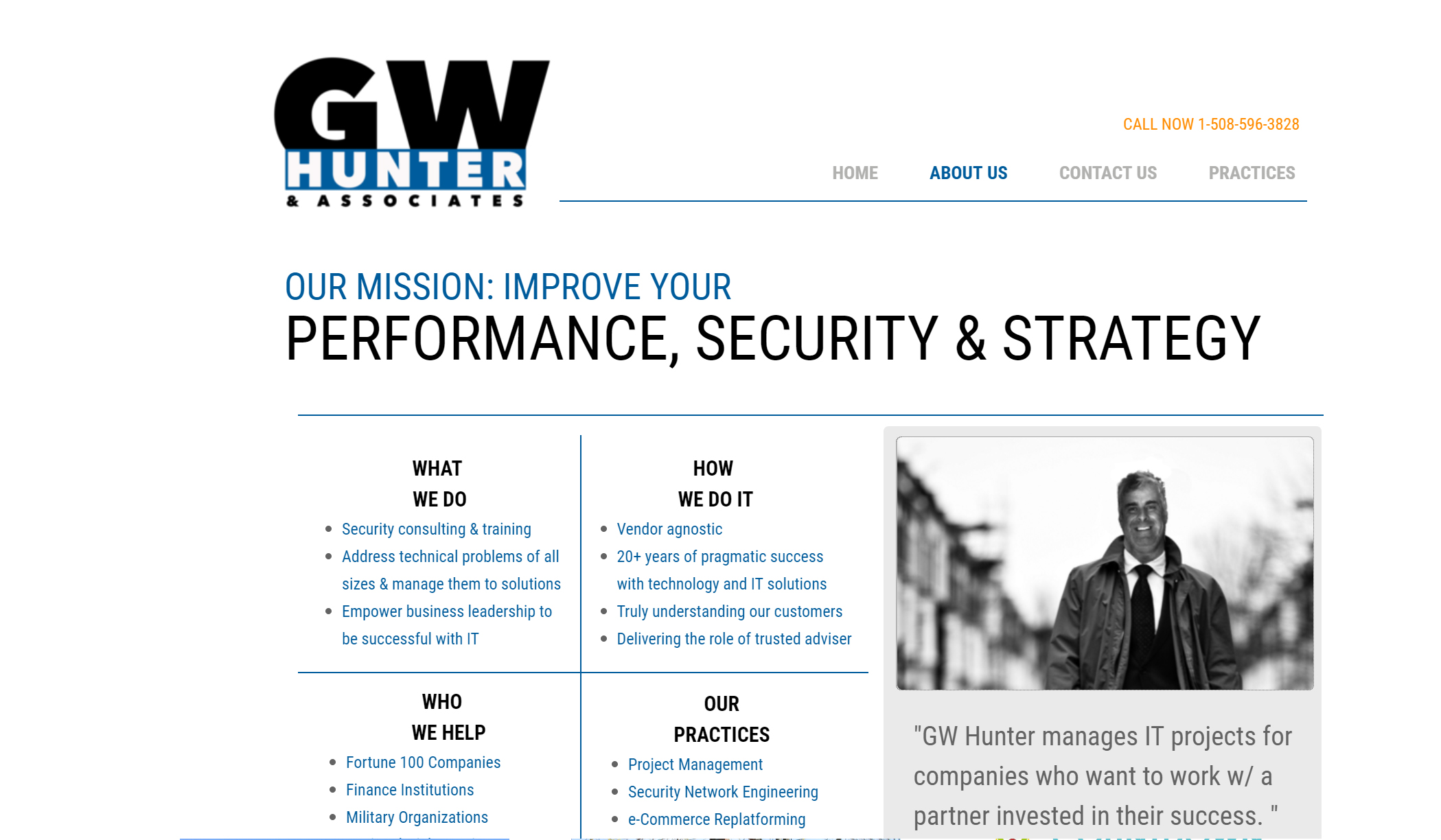 GW Hunter & Associates