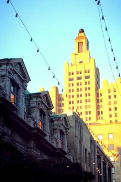 Providence Super Man Building