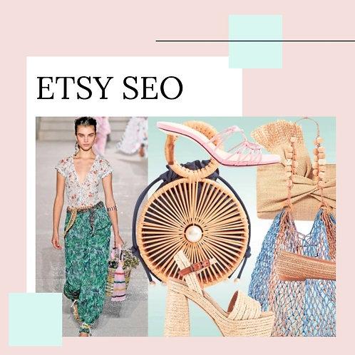 ETSY SEO