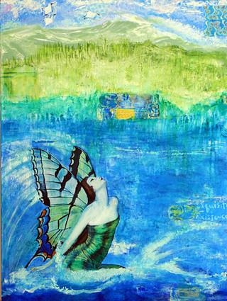 Ifigenia-abstract-acrylic-painting-turqu