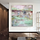 """Thumbnail: """"Once upon a time"""" Extra large abstract mixed media acrylic painting"""