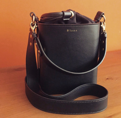 Blano Lava bag - vegan bag made from apple leather