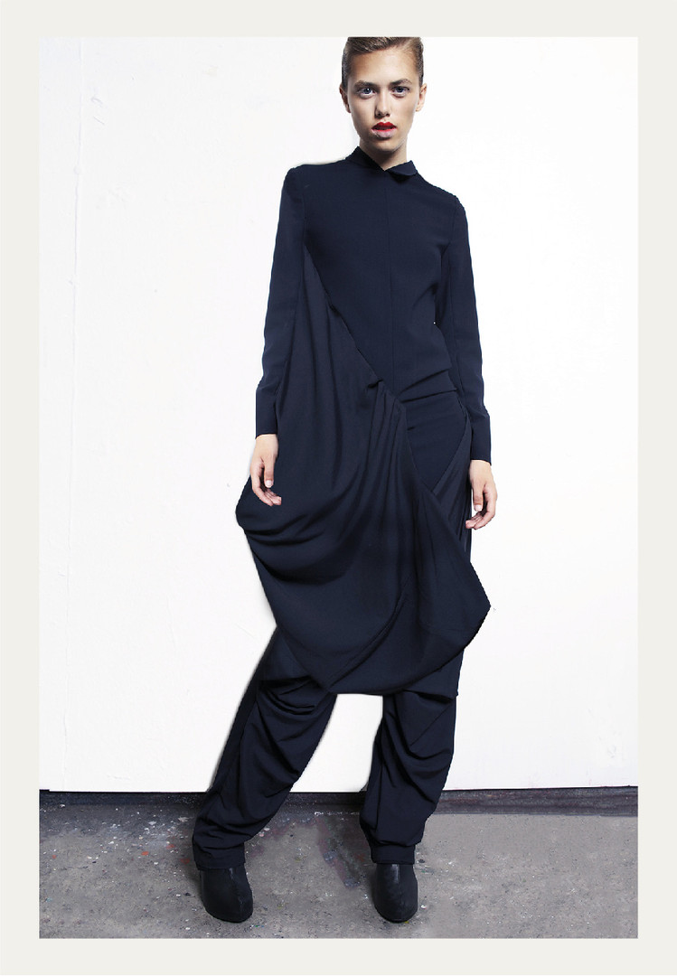 Zero-waste Collection Suit
