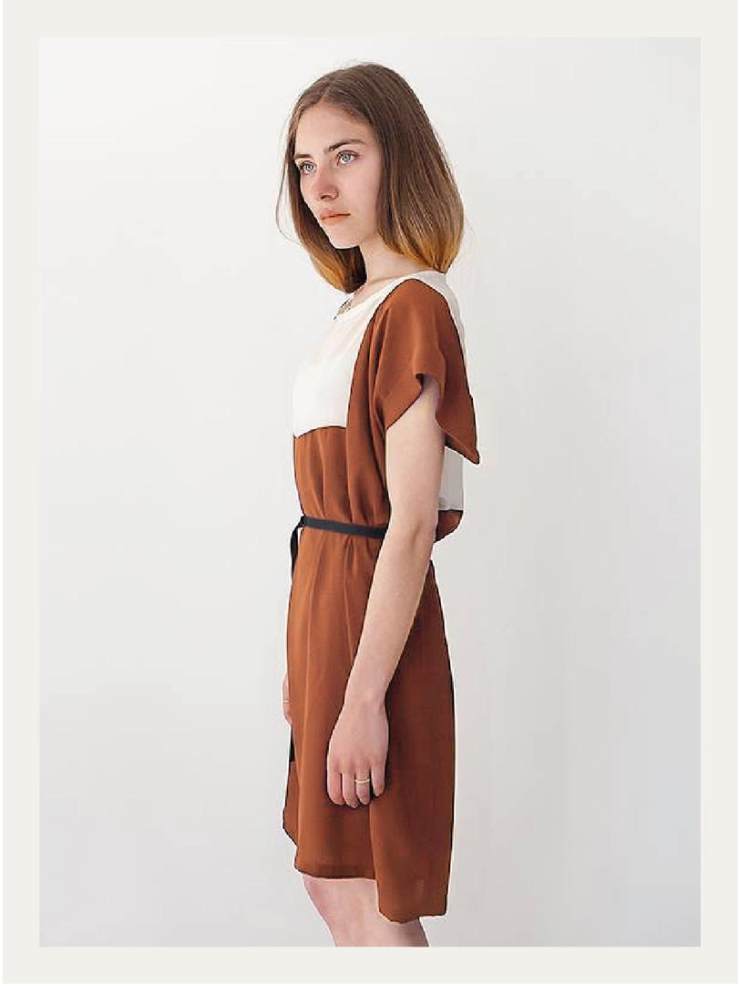 Zero-waste Dress