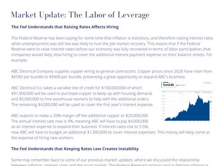 The Labor of Leverage
