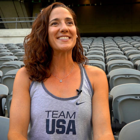 Kristy Kowal, Olympic Swimmer