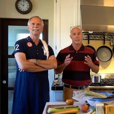 John Naber, Olympic Swimmer & John Moffet, Olympic Swimmer