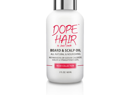 Dope Hair Beard and Scalp Oil