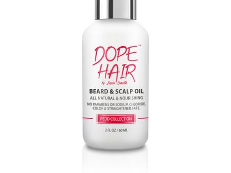 Dope Hair Beard and Scalp Oil