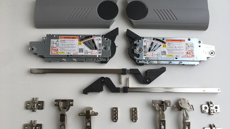 Подъемный механизм Blum Aventos HF 20F2200 + 20F3900