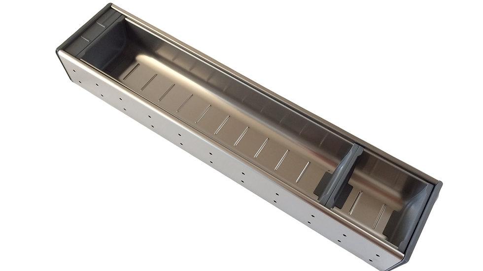 Лоток для столовых приборов Orga-Line Blum L-500 Одинарный
