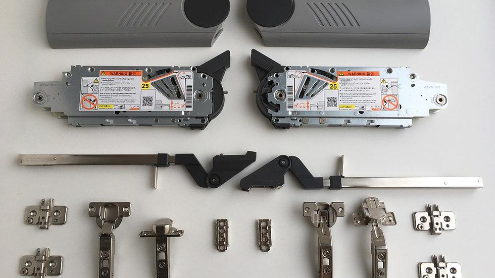 Подъемный механизм Blum Aventos HF 20F2500 + 20F3500