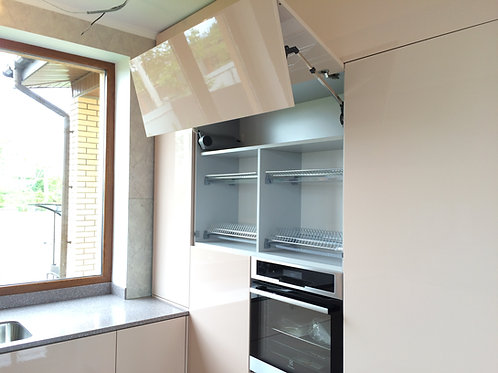 Современная кухня с Servo-Drive