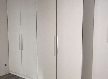 Фурнитура Blum  для распашного шкафа
