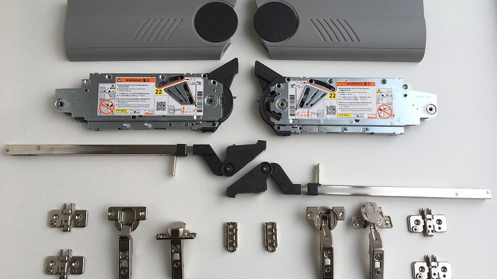 Подъемный механизм Blum Aventos HF 20F2200 + 20F3800
