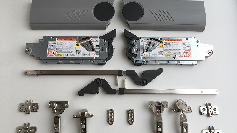 Подъемный механизм Blum Aventos HF 20F2800 + 20F3900