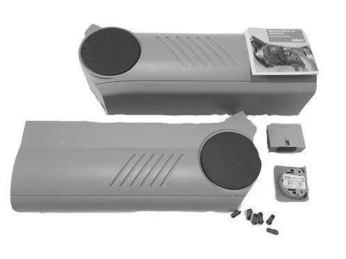 Комплект заглушек и радиокнопки для Servo-Drive  Aventos HF 21F8000