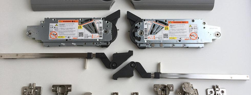Подъемный механизм Blum Aventos HF 20F2500 + 20F3800