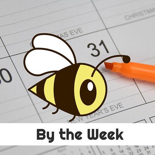 Standard By-The-Week