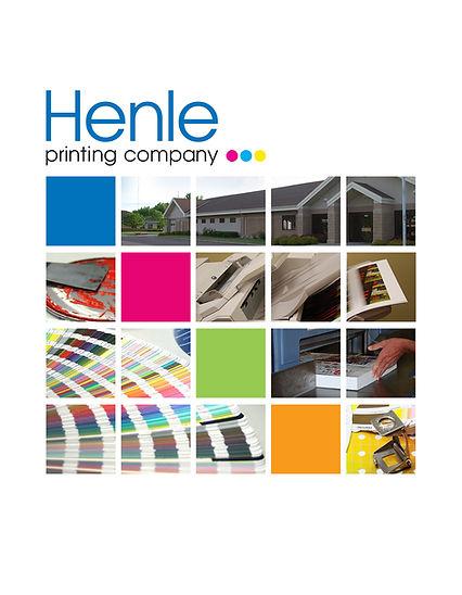 Henle Printing Portfolio