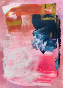 Moments of radical acceptance (SOLD)